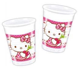 """Puodeliai """"Hello Kitty"""" (8 vnt./200 ml)"""
