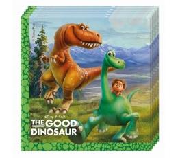 """Servetėlės """"Gerasis dinozauras"""" (20 vnt.)"""