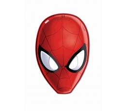 "Kaukės ""Žmogus voras"" (6 vnt.)"