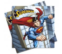 "Servetėlės ""Supermenas"" (20 vnt.)"