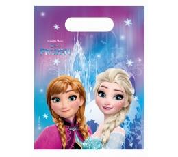"""Dovanų maišeliai """"Frozen"""" (6 vnt.)"""