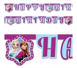 "Girlianda ""Frozen.Su gimimo diena"""