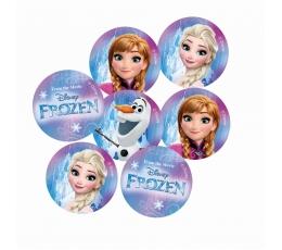 """Stalo pabarstukai """"Frozen"""""""