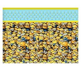 """Staltiesė """"Minions"""" (120x180 cm)"""