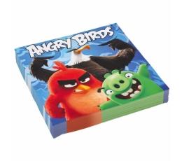 """Servetėlės """"Angry Birds"""" (16 vnt.)"""