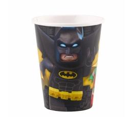"Puodeliai ""Lego Batman"" (8 vnt./266 ml)"