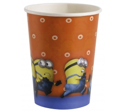 "Puodeliai ""Minions-Pimpačkiukai"" (8 vnt./266 ml)"