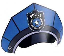 "Kepuraitės ""Policija"" (8 vnt.)"