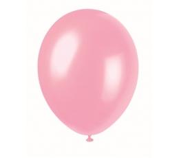 Balionas, perlamutrinis rožinis (30 cm)