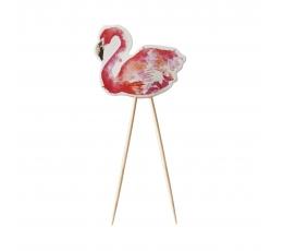 "Smeigtukai-dekoracijos ""Flamingai"" (8 vnt.)"
