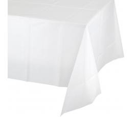 Staltiesė, balta (137x274 cm)