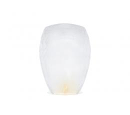 Dangaus žibintas, baltas (86 cm)