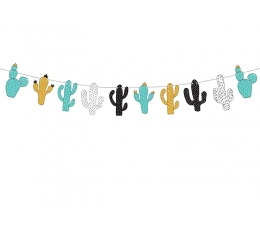 """Girlianda """"Kaktusai"""" (1,3 m)"""