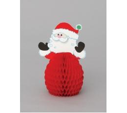 "Stalo dekoracijos ""Kalėdų Senelis"" (4 vnt.)"