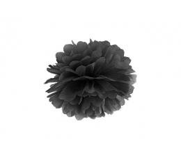 Purutis, juodas (25 cm)