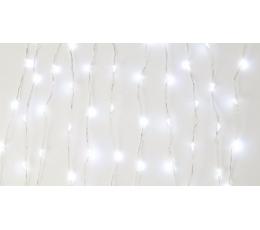 Švieselių LED girlianda stalui, balta (3 m)