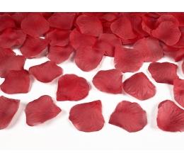 Rožių žiedlapiai, raudoni (500 vnt.)
