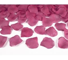 Rožių žiedlapiai, rožiniai (dirbtiniai) (500 vnt.)
