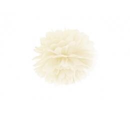 Purutis, kreminis (25 cm)