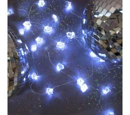 """Švieselių LED girlianda stalui """"Deimantai"""" (2 m)"""