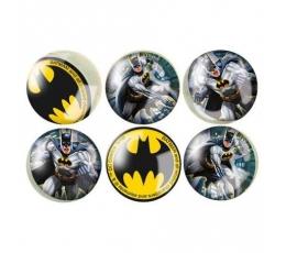 "Guminiai kamuoliukai ""Betmenas"" (6 vnt.)"