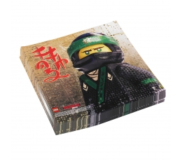 "Servetėlės ""Lego Ninjago"" (20 vnt.)"