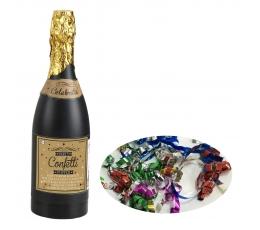 """Konfeti patranka """"Šampano butelis"""""""