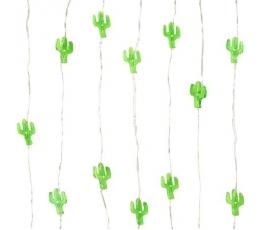 """Švieselių LED girlianda """"Kaktusai"""" (3 m)"""