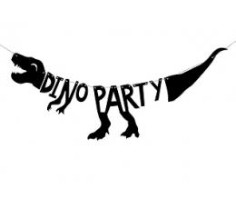 "Forminė girlianda ""Dinozauras"" (20x90 cm)"