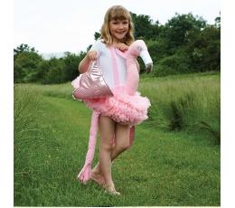"""Figūrinis kostiumas """"Flamingas"""""""