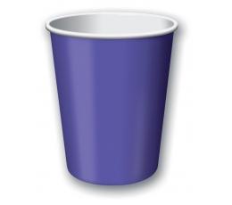 Puodeliai, violetiniai (8 vnt./266 ml)