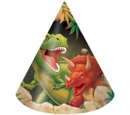"Kepuraitės ""Dinozauras Dinas"" (8 vnt.)"