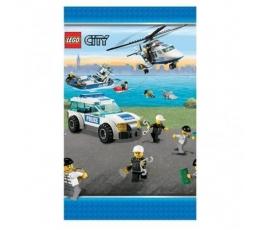 """Staltiesė """"Lego City"""" (137x244 cm)"""