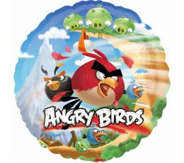 """Folinis balionas """"Angry Birds"""" (43 cm)"""