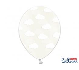 """Balionas """"Baltas debesėlis"""" (30 cm)"""