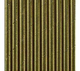 Šiaudeliai, auksiniai (10 vnt.)