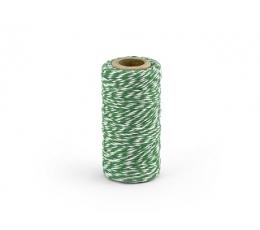 """Virvelė """"Twine"""", žalia (50 m)"""
