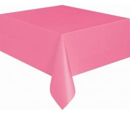 Staltiesė, rožinė (137x274 cm)