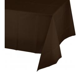 Staltiesė, tamsiai ruda (137x274 cm)