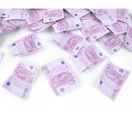 """Konfeti patranka """"Euro"""" (60 cm)"""