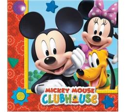 """Servetėlės """"Peliukas Mikis"""" (20 vnt.)"""