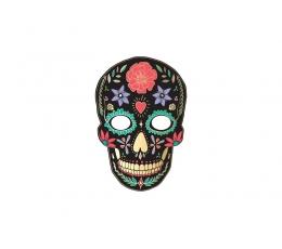 "Kaukė ""Dia de los Muertos"", juoda"