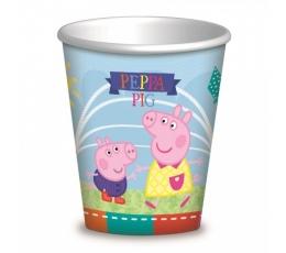 "Puodeliai ""Peppa Pig"" (8 vnt./260ml)"