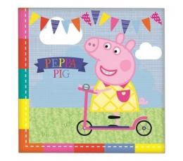"Servetėlės ""Peppa Pig"" (16 vnt./33x33 cm)"
