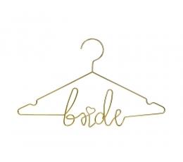 """Dekoratyvinė pakaba """"Bride"""", auksinė (45x27 cm)"""