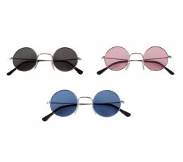 """Dekoratyviniai akiniai """"Lennon style"""" (1 vnt.)"""