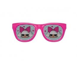 """Dekoratyviniai akiniai """"LOL surprise"""" (4 vnt.)"""