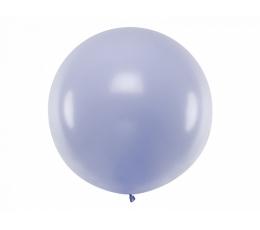 Didelis balionas, alyvinės spalvos (1 m)