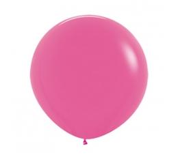 Didelis balionas,  avietinis (60 cm)