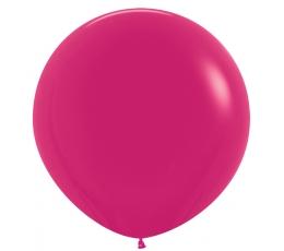 Didelis balionas,  avietinis (90 cm)